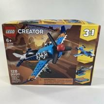 LEGO Creator 3in1 Propeller Plane 31099 Flying Toy Building Kit (128 Pie... - $7.69
