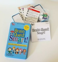 Brain Quest Smart! Game - Grades 1-6 Educational Kids Card Game - New - Opened - $19.99