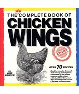 The New Complete Book of Chicken Wings Warner, Joie - $16.95