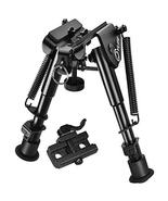 CVLIFE 6-9 Inches Bipod Quick Release Adapter Included for Hunting and S... - $17.58