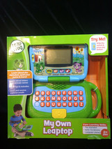 My Own Leaptop Green Leapfrog New in Box - $21.99