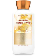 BATH AND BODY WORKS BODY LOTION 8 FL OZ GOLDEN SUNFLOWER   - $13.99