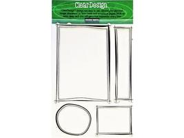 Hero Arts Frames Stamp Set #CL028 - $11.99