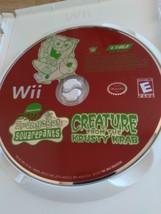 Nintendo Wii SpongeBob: Creature From The Krusty Krab - Complete image 3