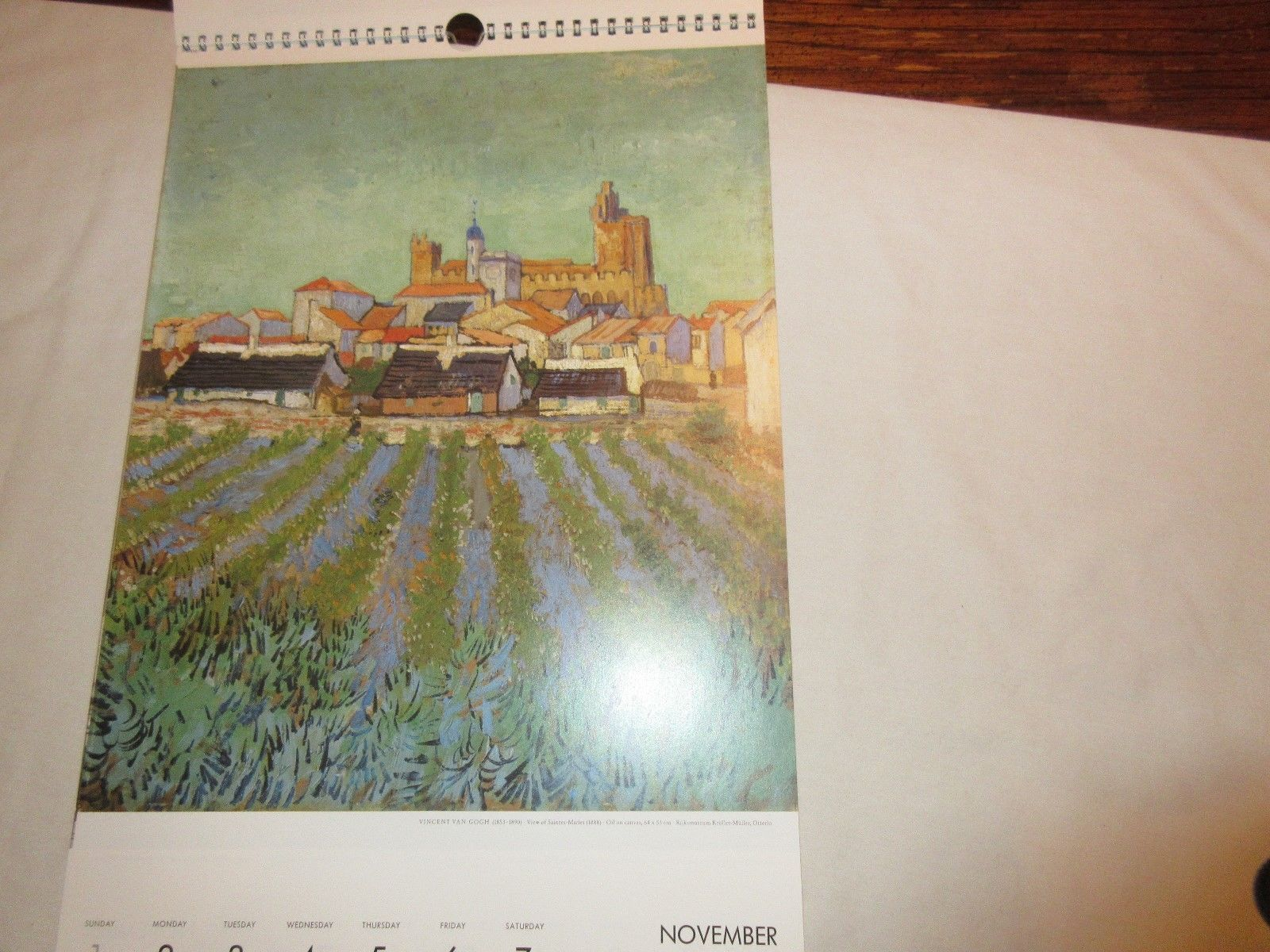 Rx , Pharmacy , Calendar , Hoechst-Roussel Pharmaceuticals Inc.,1987 , Vintage image 11