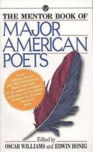 The Mentor Book of Major American Poets (Mentor Series) [Mass Market Pap... - $24.75