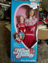 NRFB The Heart Family Mom & Baby Boy Kiss & Cuddle Doll Set #3140 - $39.59