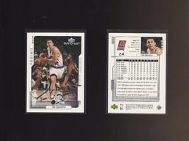 2000-01 (SUNS) Upper Deck MVP Silver Script #132 Tom Gugliotta - $1.00
