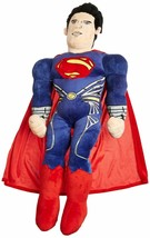 """26"""" Superman Man of Steel Cuddle Pillow Pal Plush Toy by Marvel-New! - $128.69"""