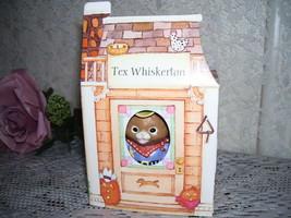 CATSWITCH HOLLOW TEX WHISKERTON MIB HALLMARK CAT FIGURINE - $18.50