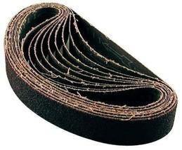 Makita 742302-5 Abrasive Belt, 60 Grit, Pack Of 10 - $38.71