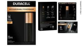 Duracell 1X Rechargeable Power Bank 3350 mAh 1 pk - $21.77