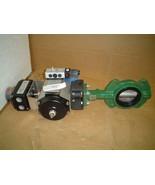 "Crane Actuator w/ 3"" Butterfly Valve CRS02508B0000 - $490.05"