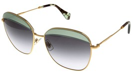 Miu Miu Sunglasses Women MU53QS TWG3E2 Opal Green Square  - $239.58