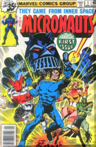 The Micronauts #1 (1979) *Bronze Age / Marvel Comics / Fantastic First Issue* - £4.01 GBP