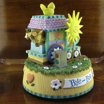 San Francisco Music Box Co Disney Song of The South Animated Train Music Box image 5
