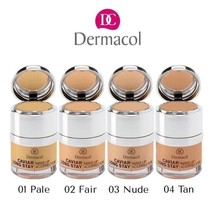 Dermacol Long-lasting makeup with Caviar extracts Stay Make Up Corrector... - $30.50
