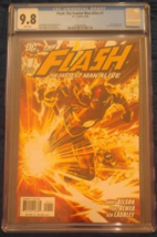 Flash: The Fastest Man Alive August 2006 CGC 9.8 - $56.95