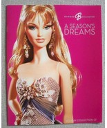 New BARBIE Collector 2007 Catalog Magazine HOLIDAY Collection A Season's... - $21.56