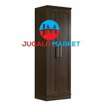 """Sauder 411985 Homeplus Storage Cabinet, L: 23.31"""" x W: 17.01"""" x H: 71.18... - $231.70"""