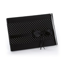 Polka Dot Guest Book with Pen - $44.95