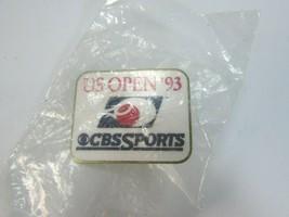 VINTAGE U S Open USTA Lapel Pin 1993 Tennis 30516 image 1