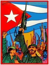 Decorative Poster.Interior wall art design.Art.Fidel Castro Revolution.4103 - $9.90+
