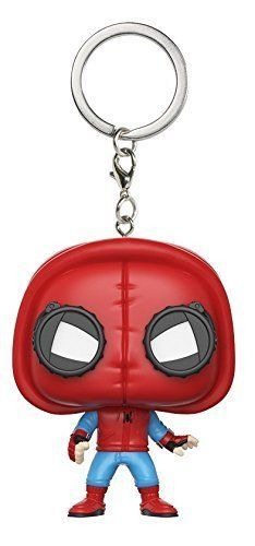 Funko 13799 spiderman Pop Keychain Homecoming - Spider-Man Homemade Suit