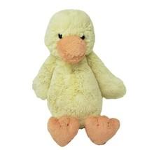 "12 "" Jellycat Jaune & Orange Bébé Canard Ducky Animal en Peluche Jouet Adorable - $36.20"