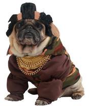 Pity The Fool Pet Mr. T Dog Halloween Costume - $36.00