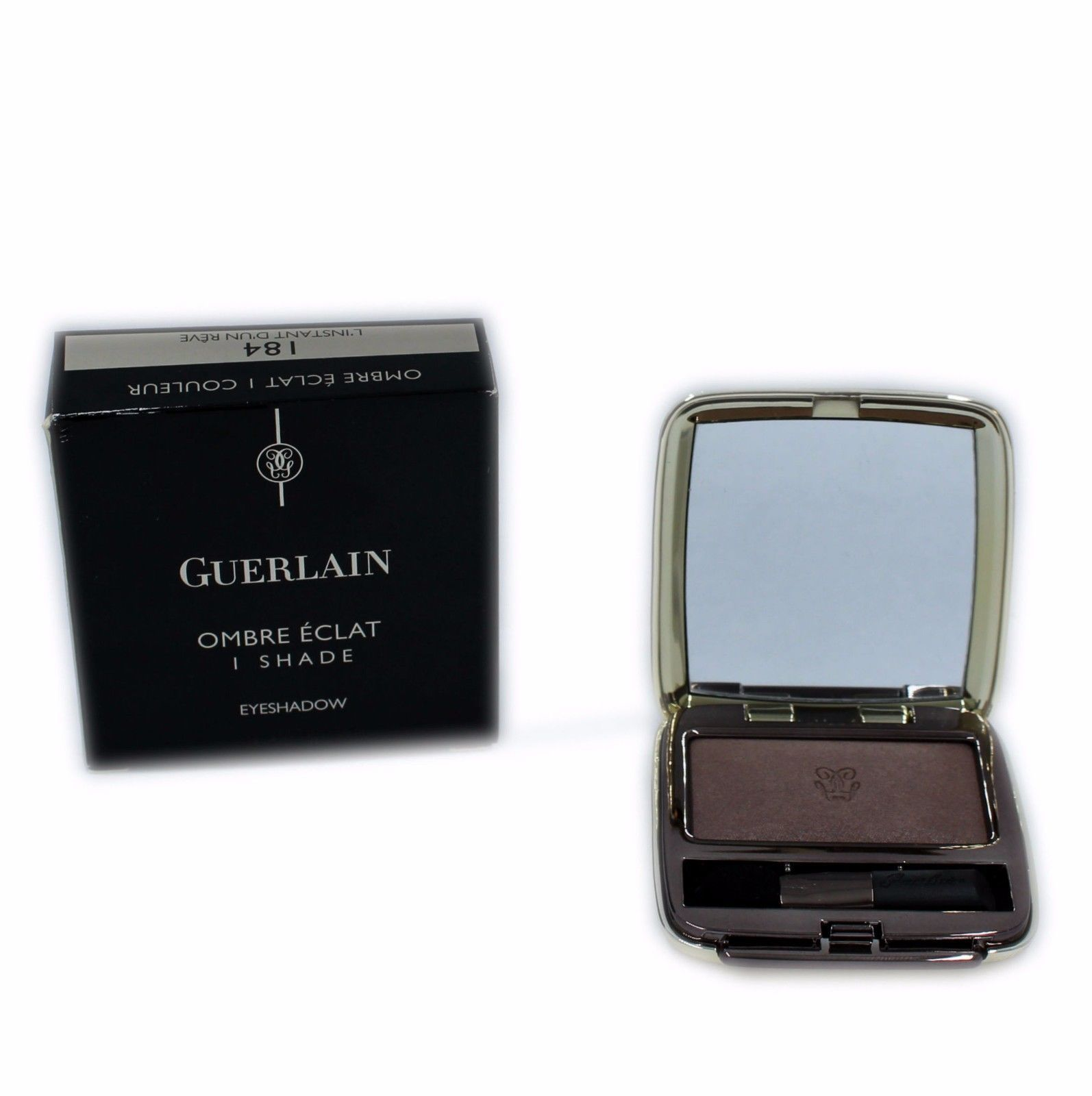 Primary image for GUERLAIN OMBRE ECLAT 1 SHADE EYESHADOW 3.6 G/0.12 OZ. #184 NEW-G40579