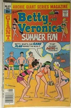 Betty & Veronica Summer Fun #472 (1978) Archie Comics Giant Series FINE- - $11.87