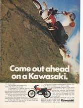 1972 Kawasaki Motors Corporation Advertisement - $16.00