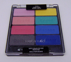 WET N WILD COLOR ICON Eye Shadow Palette No.737A Poster Child 0.3oz/8.5g - $7.84