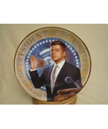 THE TORCH IS PASSED JFK Collector Plate PRESIDENT JOHN F KENNEDY Max Ginsburg - $29.99