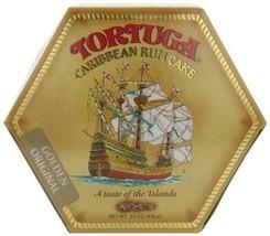 Tortuga Caribbean Rum Cake Golden Original 32-Ounce Cake (Pack of 6) - $239.99