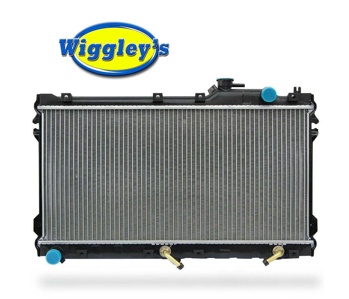 RADIATOR CU1140 FOR 90 91 92 93 94 95 96 97 MAZDA MIATA 1.8L MANUAL/TRANS