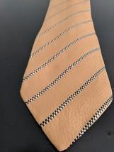 Giorgio Armani Cravatte Tie (Yellow) - $60.00