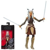 Star Wars The Force Awakens Black Series 6-Inch Action Figure Ahsoka Tano - $25.47