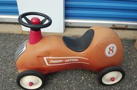 Radio Flyer Little Red Roadster Car 8 - $49.50