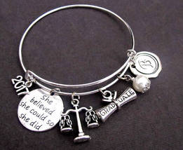 LawyerGraduation Bracelet,Law School Graduation,Gift for Her,Law School ... - $18.50