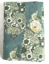Pottery Barn Sabyasachi Maharani Print Standard Sham Blue New - $30.23