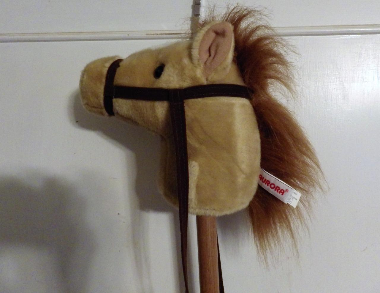 Primary image for Aurora World Hobby Horse Toy Plush Neigh Gallop Hoof Sounds- Palomino