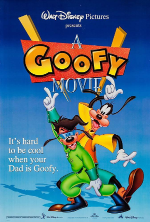 A Goofy Movie Vhs