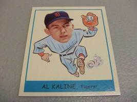 2007 Upper Deck Goudey Heads Up #261 Al Kaline -Detroit Tigers- - $3.12