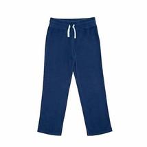 Faded Glory Girls Open Leg Microfleece Sweatpants Blue Size X-Small 4-5 NEW - $10.88
