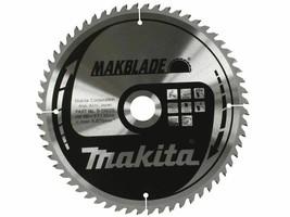 NEW Makita 260mm x 30mm x 60T MAKBlade For Stationary Saws  B-09020 - $38.72