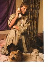 Jonathan Ward teen magazine pinup clipping talking on the phone Tiger Beat Bop