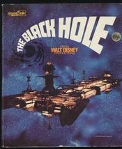 WALT DISNEY THE BLACK HOLE 1979 Golden Book - $11.88