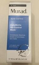 Murad Acne Control InstaMatte Oil-control Mask 100ml, 3.4 Fl Oz NIB - $18.24